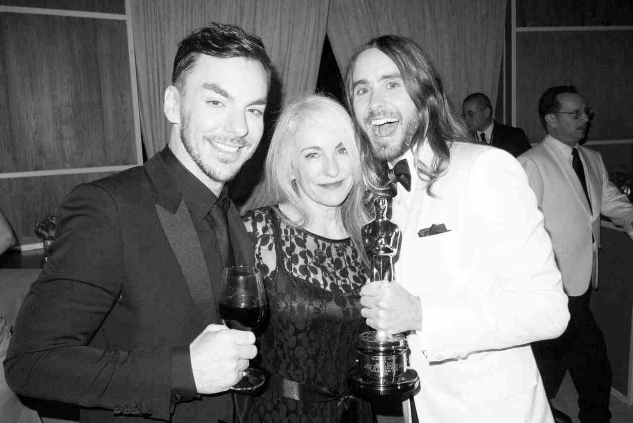 Jared Leto / Shannon Leto / Constance Leto / 2014 Academy Awards